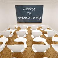 Accès à l'e-learning